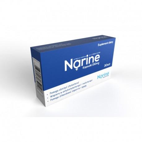 Narine Kapsułki 150 mg, 30 kapsułek