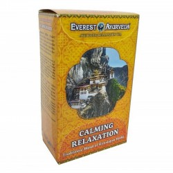 Herbata Tybetańska Relaksacja i spokój Herbatka ajurwedyjska 100