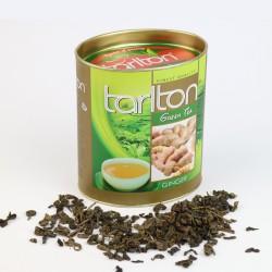 Herbata Zielona Imbir 100g Tarlton