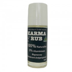 Karma Rub - 50ml - Roll-On Dezodorant Antyperspirant