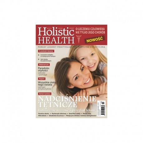 Czasopismo Holistic Health wydanie listopad grudzień 2016