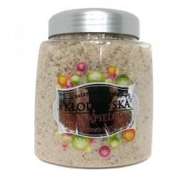 Sól kłodawska do kąpieli magnezowo-potasowa 800g Kłodawa