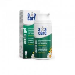 Żel na podrażnienia skóry z octanem glinu 100ml Axacare aceta gel  stłuczenia ukąszenia owadów oparzenia słoneczne