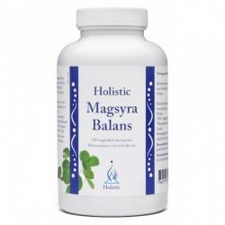 Holistic Magsyra Balans 230 kaps chlorowodorek betainy proteaza jony chlorkowe enzymy roślinne proteolityczne