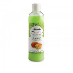 Szampon wzmacniający z olejem z opuncji figowej do włosów osłabionych i zniszczonych 250ml Beaute Marrakech