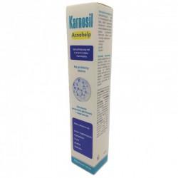 Karnosil Acnohelp żel z jonami srebra i karnozyną na problemy skórne 50ml działanie przeciwtrądzikowe i naprawcze