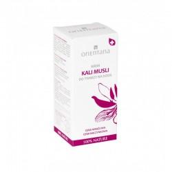 Krem do twarzy Kali Musli 50ml na dzień Orientana jagody goji olej ryżowy