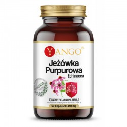 Jeżówka Purpurowa 60 kaps. Yango Echinacea purpurea