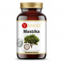 Mastika - 60 kaps. Yango Chios Mastiha Pistacia lantiscus var. Chia