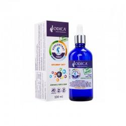 Koncentrat jodu Iodica bio jod naturalny 100 ml w szklanej butelce