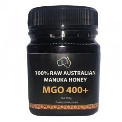 Miód Manuka Honey MGO 400+ 250g Australijski miód manuka Metyloglioksal Methylglyoxal