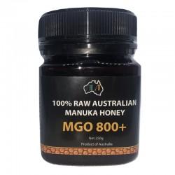 Miód Manuka Honey MGO 800+ 250g Australijski miód manuka Metyloglioksal Methylglyoxal