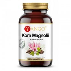 Kora Magnolii  60 kaps. Yango 10% magnololu Magnoliae officinalis
