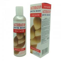 Tonik - aktywator wzrostu włosów 250ml ekstrakty z imbiru skrzypu aloes olejki eteryczne ylang - ylang  rozmaryn