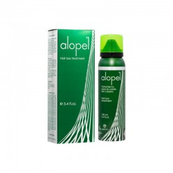 Alopel pianka rewitalizująca włosy 100ml Aspen Distribution rewitalizacja włosów regeneracja skóry głowy