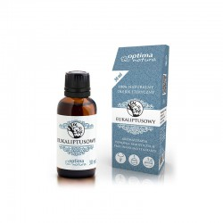 Naturalny olejek eukaliptusowy 30ml Optima Natura