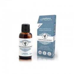 Naturalny olejek eteryczny trawa cytrynowa (lemongrassowy) 30 ml Optima Natura
