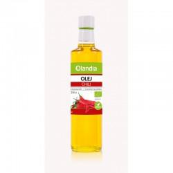 Eko Olej Słonecznikowy Chili Olandia 250 ml