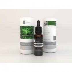 Olej konopny 5% dekarboksylowany 15 ml  750mg full spectrum Essenz 100% Cannabis Sativa