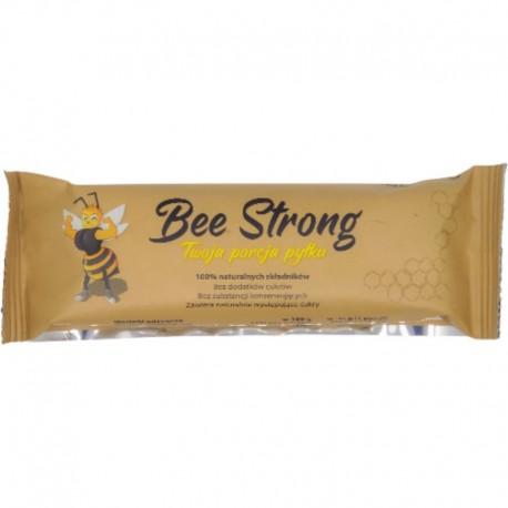 Baton Bee Strong daktylowo-słonecznikowy z pyłkiem pszczelim 35g