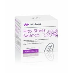 Mito-Stress Balance 90 kaps Mito-Pharma magnez potas witamina C tauryna