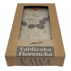 Zapachowa tabliczka florencka KAWA