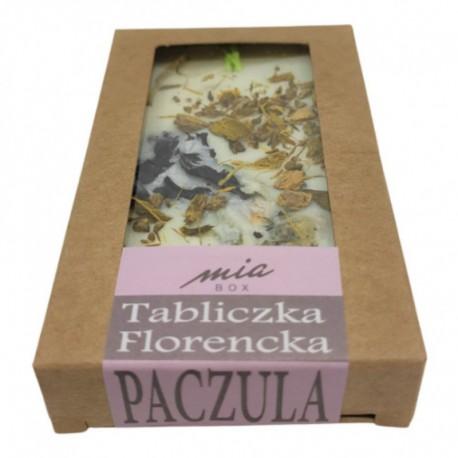 Zapachowa tabliczka florencka PACZULA