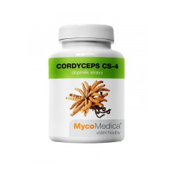 Cordyceps CS-4 500mg  90 kaps. MycoMedica maczużnik chiński Cordyceps sinensis