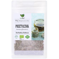Przetacznik 50g EcoBlik herbatka ziołowa Veronica officinalis L.