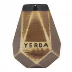 Naczynie ceramiczne do Yerba Mate Diament 280ml matero