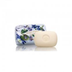 Mydło naturalne włoskie o zapachu fiołka 200g Saponificio Artigianale Fiorentino