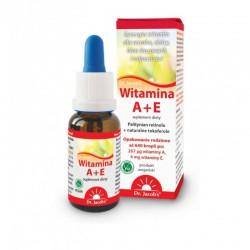 Witamina A+E 20ml Dr Jacob's tokoferol