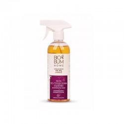 Płyn do czyszczenia łazienki z biofermentem postbiotycznym 500ml BioBum o zapachu czerwonej pomarańczy na uporczywy osad