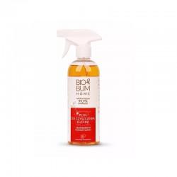 Płyn do czyszczenia kuchni z biofermentem postbiotycznym 500ml BioBum o zapachu czerwonej pomarańczy