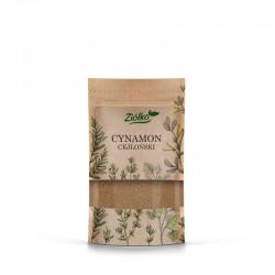 Cynamon cejloński 60g Ziółko cynamon prawdziwy