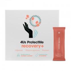 4Us ProtectMe recovery+ 30 saszetek Health Labs odporność i wsparcie organizmu Kolagen rybi NatiCol 4000 Owoce aronii Witamina D