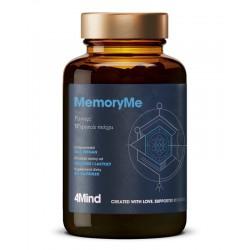 4Mind MemoryMe 90 kaps. Health Labs Gotu Kola Cytykolina CDP‑cholina Acetylo‑L‑karnityna ALCAR Bacopa monnieri