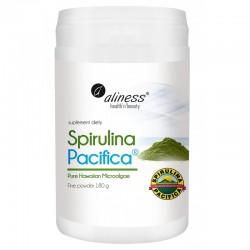 Spirulina Hawajska Pacyfica® proszek 180g Aliness