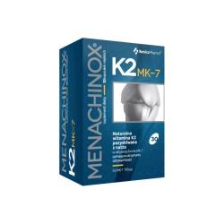 Menachinox K2 30 kaps. Xenico Pharma witamina K2 menachinon 7 Bacillus subtilis ssp natto