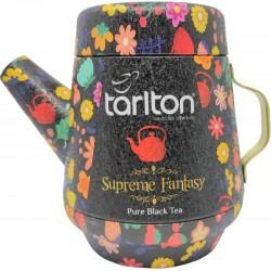 Herbata Czarna Supreme Fantasy 100g herbata czarna klasyczna bez dodatków Tarlton