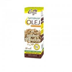 Olej naturalny z nasion marchwi 50ml Etja Daucus Carota Oil witaminy: A B PP C H K E,