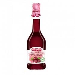 Syrop wiśniowy 500ml Polska Róża