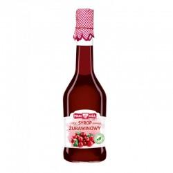 Syrop żurawinowy 500ml Polska Róża