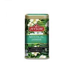 Herbata zielona z jaśminem 100g Hyson Mystical Jasmine Gourmet pąki płatki jaśminu