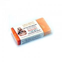 Mydło naturalne Bergamotowe do skóry tłustej i trądzikowej