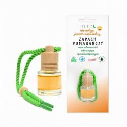 Zapach pomarańczy naturalny w szklanej buteleczce 5ml Mira olejek eteryczny pomarańczowy
