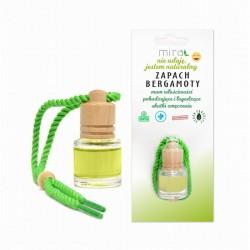 Zapach bergamoty naturalny w szklanej buteleczce 5ml Mira olejek eteryczny z bergamoty