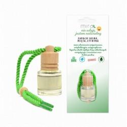 Zapach sosny mięty cytryny naturalny w szklanej buteleczce 5ml Mira olejek eteryczny z sosny mięty zielonej mięty pieprzowej