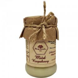 Miód rzepakowy 380g Miody Dworskie