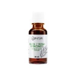 Olejek z drzewa herbacianego 30ml Natur Planet naturalny olejek eteryczny Meleleuca Alternifolia Oil